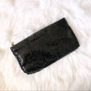 Whiting & Davis Sequined Dress Clutch